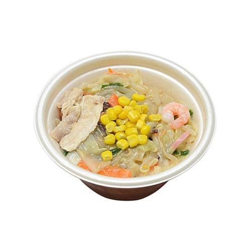 セブンイレブン 野菜を食べよう!ちゃんぽんスープ