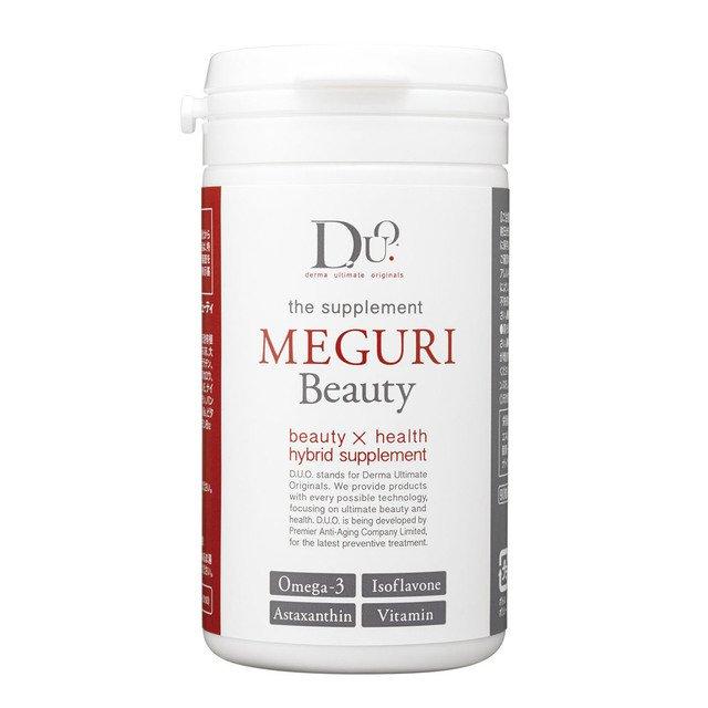 D.U.O.(デュオ)「デュオ ザ サプリメント MEGURI Beauty」