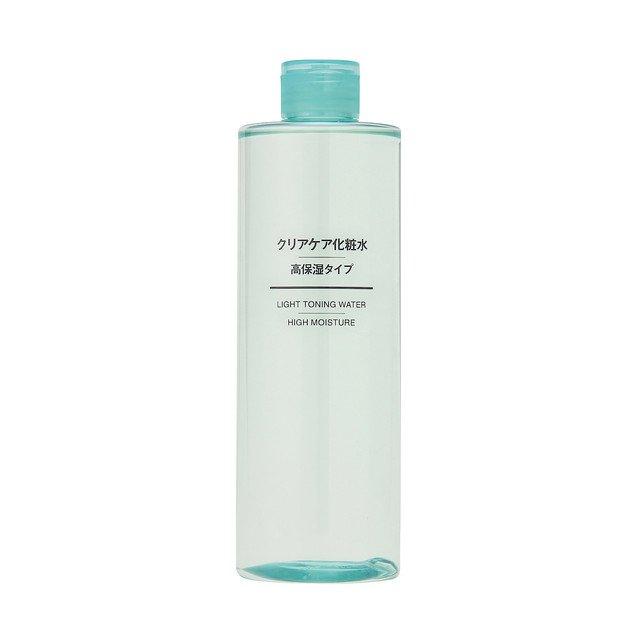 MUJI(無印良品) クリアケア化粧水・高保湿タイプ