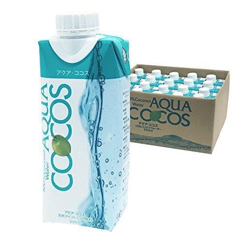 AQUA COCOS(アクア・ココス) 100%ココナッツ果汁