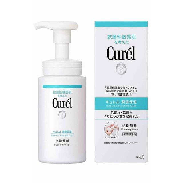 Curel(キュレル) 泡洗顔料