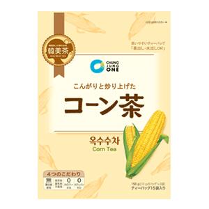 大象(デサン)ジャパン株式会社 コーン茶