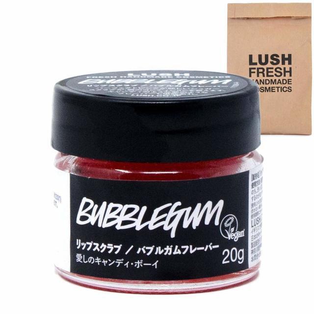 LUSH(ラッシュ) リップスクラブ バブルガムフレーバー