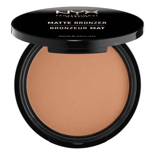 NYX Professional Makeup(ニックス プロフェッショナル メイクアップ) マットブロンザー