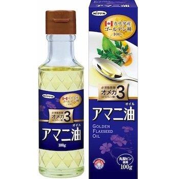 nippn(ニップン) アマニ油(オイル)