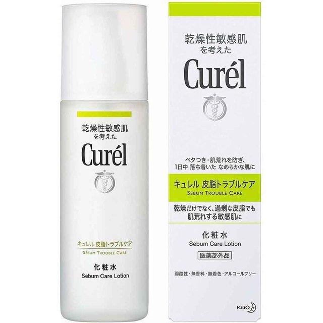 Curel(キュレル) 皮脂トラブルケア 化粧水【医薬部外品】