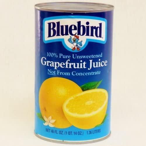Bluebird(ブルーバード) グレープフルーツジュース ストレート果汁100%