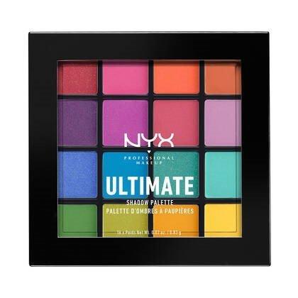 NYX Professional Makeup(ニックス プロフェッショナル メイクアップ) UT シャドウ パレット