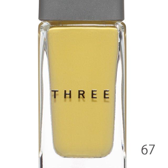 THREE(スリー) ネイルポリッシュ  67 MODERN LOVE