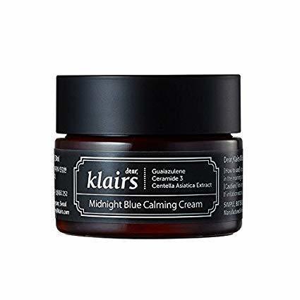 KLAIRS(クレアス) ミッドナイトブルーカーミングクリーム