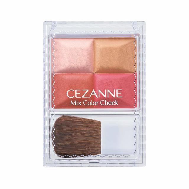 CEZANNE(セザンヌ) ミックスカラーチーク 05