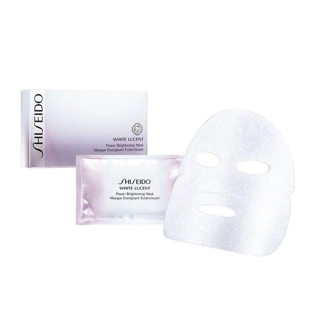 SHISEIDO(シセイドウ) ホワイトルーセント パワーブライトニング マスク(医薬部外品)