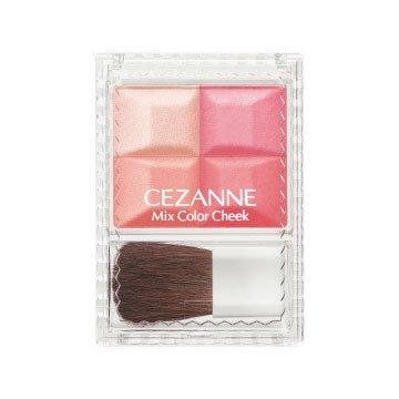 CEZANNE(セザンヌ) ミックスカラーチークの写真