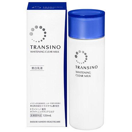 TRANSINO(トランシーノ)の薬用ホワイトニングクリアミルク