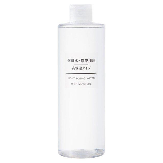 無印良品 化粧水・敏感肌用・高保湿タイプの写真