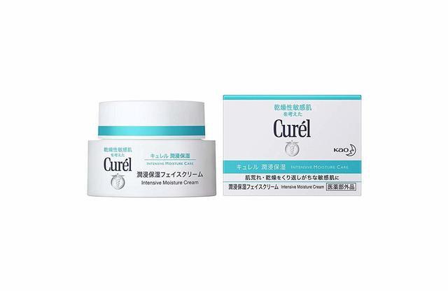 Curel(キュレル) 潤浸保湿フェイスクリーム