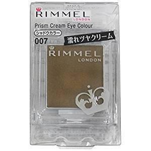 RIMMEL(リンメル)  プリズム クリームアイカラー 007カーキグリーン